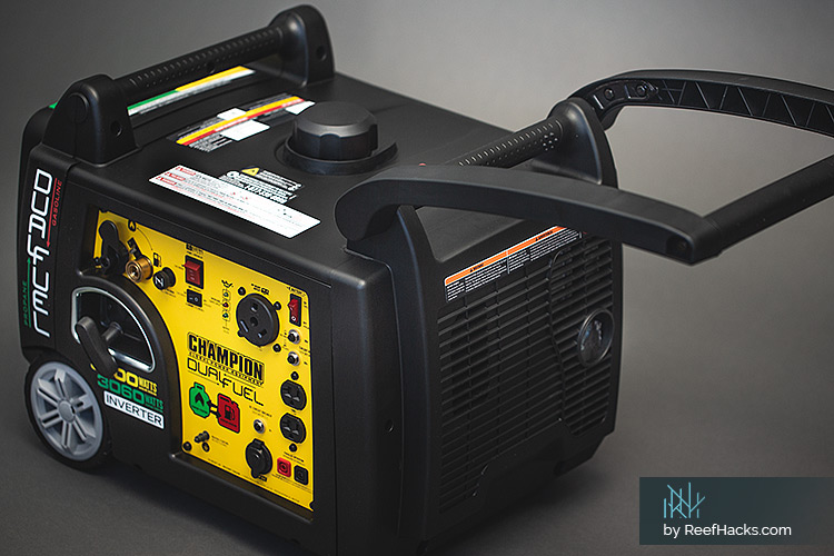 Be the Champion of Power Outages – Dual Fuel Generator Review